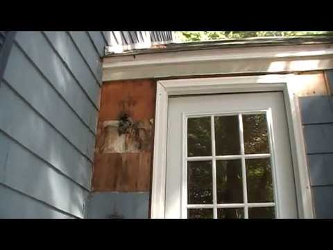 How To Remove and Replace The Cedar Shingles or Shakes Siding on Your House