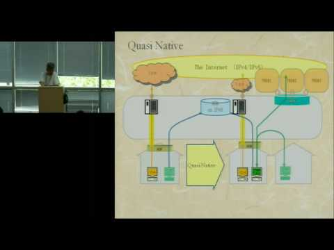 Google IPv6 Implementors Conference: Opening and Access Networks