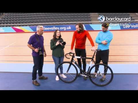 Barclaycard | Start today | Cycling with Bradley Wiggins