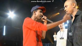 WORD - Rap Battle - AMAN RA vs TACTMATIC