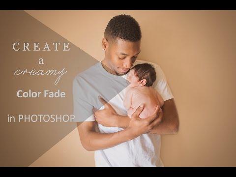 Create a Creamy Color Fade in Photoshop