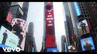 Lewis Capaldi - Someone You Loved (Lyric Video)