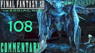Final Fantasy XII The Zodiac Age Walkthrough Part 108 - Antlion Hunt & Site 11 Key (Lhusu Mines)