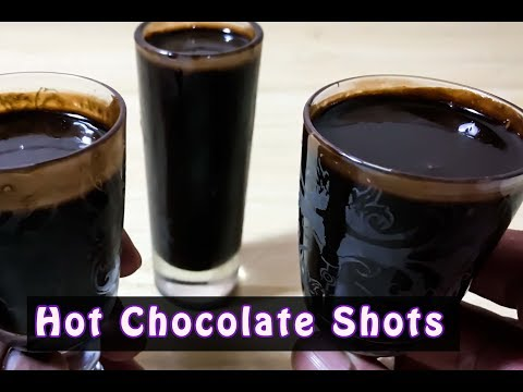 Hot Chocolate Shots | Chocolate drink | cook Quick | Aruls kitchen