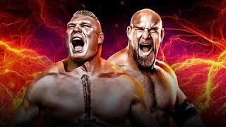 Brock Lesnar vs Goldberg Promo - WWE Survivor Series Promo 2016 | HD