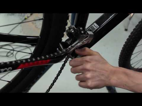 How to remove and fit a Shimano Hollowtech II Crankset and Bottom Bracket