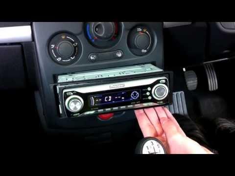 Renault Clio (2009) Integration Kit: User Guide