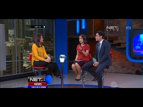 Talk Show - Kesan Ira Koesno Terhadap Debat Perdana Pilkada DKI 2017 - NET16