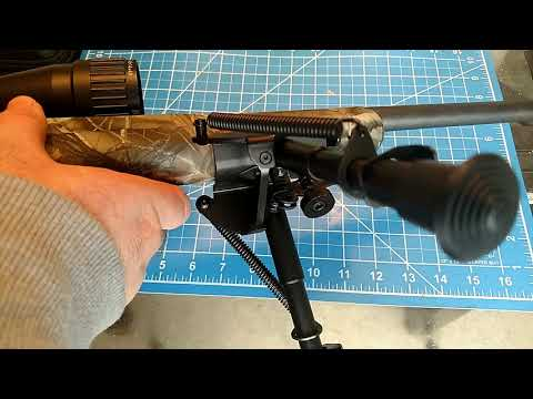 OTW Bipod - quality budget option for the range