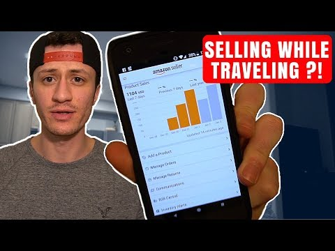 Can You SELL on Amazon FBA from ANYWHERE in the WORLD?? + Meeting FBA Sellers For the FIRST TIME!!