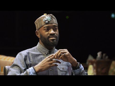 'I became a black man when I arrived in England': Inua Ellams on his play Barber Shop Chronicles
