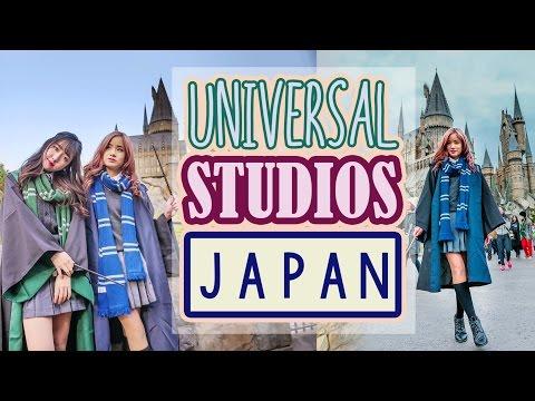 USJ: Universal Studios JAPAN  | Harry Potter ユニバーサルスタジオ