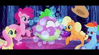 My Little Pony มายลิตเติ้ลโพนี่ เดอะมูฟวี่ - กำเนิดฮีโร่พันธุ์คิวท์ พร้อมผจญภัยสุดมหัศจรรย์