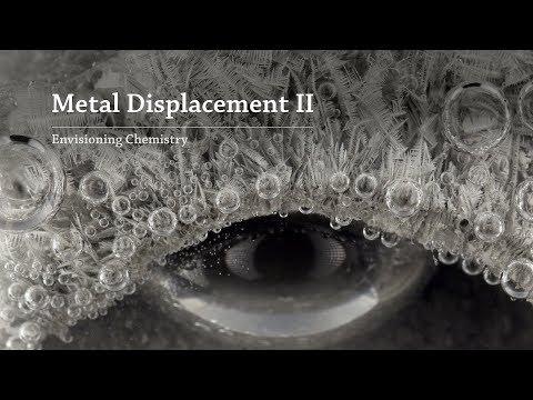 Envisioning Chemistry: Metal Displacement II