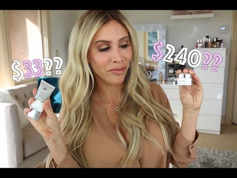 TEST IT! $240 Makeup Primer VS. $33 Makeup Primer