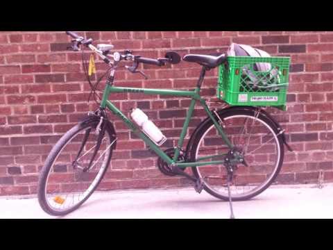 Green Machine STOLEN!