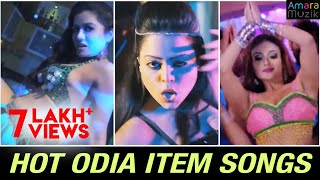 Top Odia HOT ITEM Songs , Non Stop Music Videos
