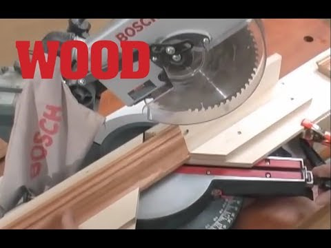 The Simple, Accurate Way to Cut Crown Molding - WOOD magazine