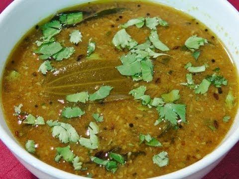 katachi amti (Curried Chana Dal)