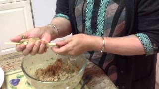 Quick & Easy Chicken Seekh Kebab