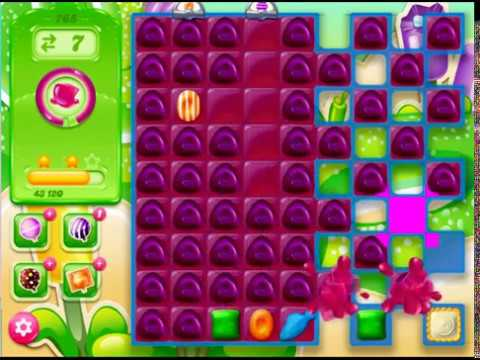 Candy Crush Jelly Saga Level 765 - NO BOOSTERS ***