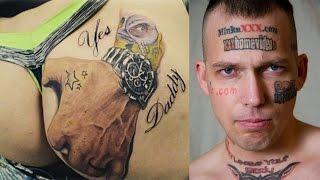 Worlds Worst Tattoos! #53