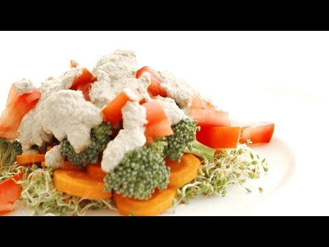 Creamy Sunflower Seed Salad Dressing Recipe