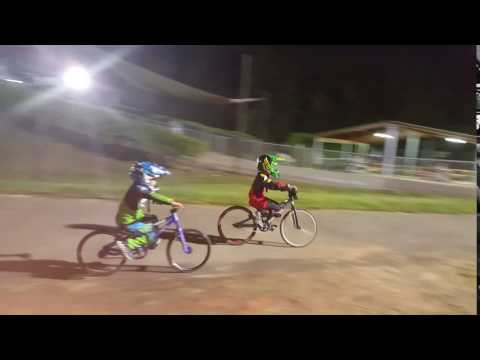 Tampa BMX Track with the Perez Boys