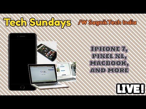 Tech Sundays /w SagnikTech India - (EP.1) =[LIVE]=