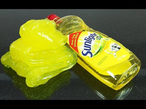 AMAZING 5 NO GLUE SLIME! 💦 Testing DISH SOAP Slime Recipes