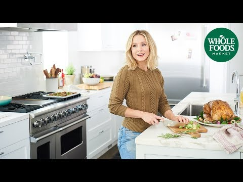 All About Holiday Sides with Kristen Bell l Whole Foods Market