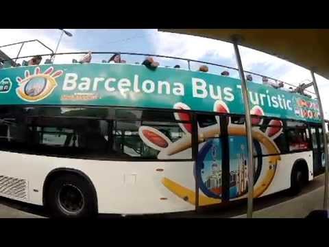 barcelona hop on hop off experience