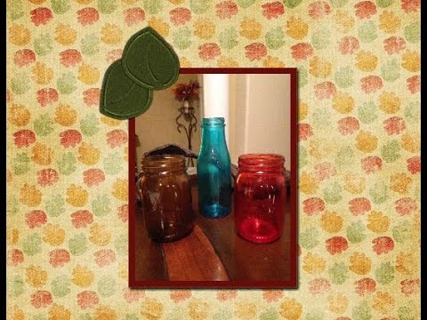 DIY How to Stain Glass