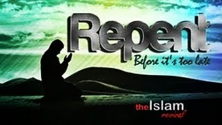 Repent, Before It