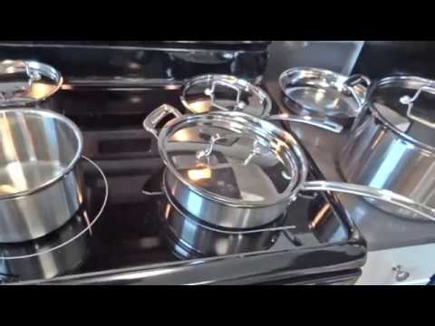 The Best Cookware for Glasstop Ranges