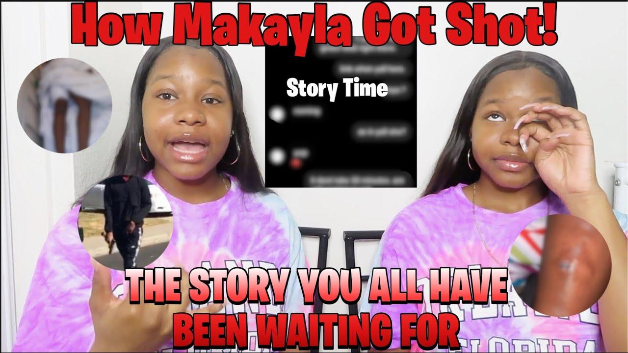 StoryTime Sunday: How Makayla Got Shot (W/ Receipts)// The Mad Twinz✨