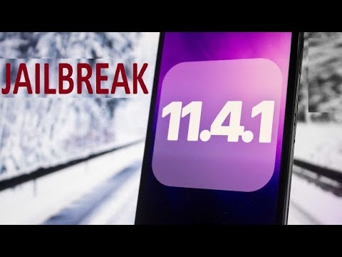 Download [NEW] iOS 11 4 1 How To Jailbreak Untethered  iOS 11 4 1