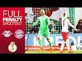 Penalty Hero Ulreich Full Penalty Shootout RB Leipzig Vs FC Bayern DFB Cup 201718