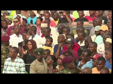 Kenyatta family donates 2,000 acres of land to settle squatters in Taita Taveta