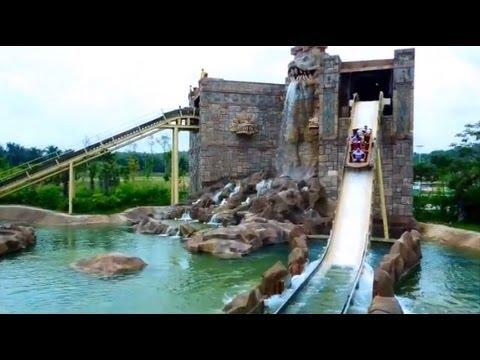Legoland Malaysia Water Ride