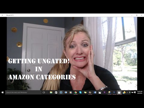 HOW to get Ungated to sell on AMAZON FBA in Restricted Categories