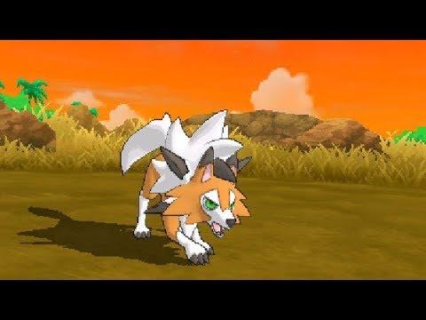NEW LYCANROC DUSK/TWILIGHT FORM REVEALED!! Pokémon Ultra Sun & Ultra Moon New Information!
