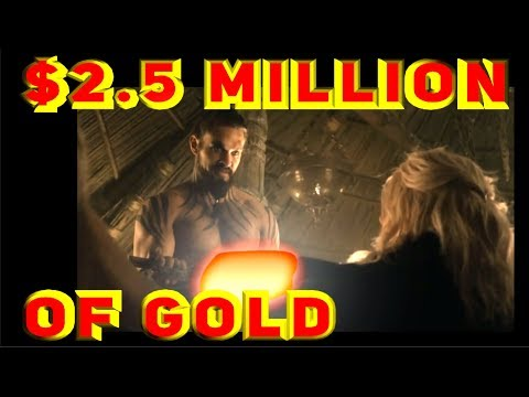 GoT: Can you really kill someone with molten gold?