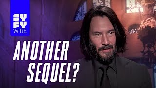 John Wick 3 - The Cast Talks Assassins And Representation | SYFY WIRE