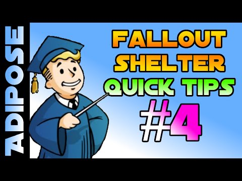 Fallout Shelter Tips! #4 Managing pregnant Dwellers