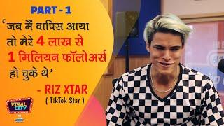 Inspirational Journey of Indian Joker aka TikTok Star RizXtar   First Radio Interview   Viral City