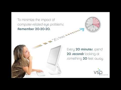 How Do Computers Affect Your Eyesight? See Beyond the Screen with VSP.