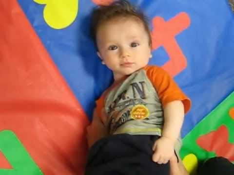 Phys Therapy - Torticollis exercises 1 (1 of 7)