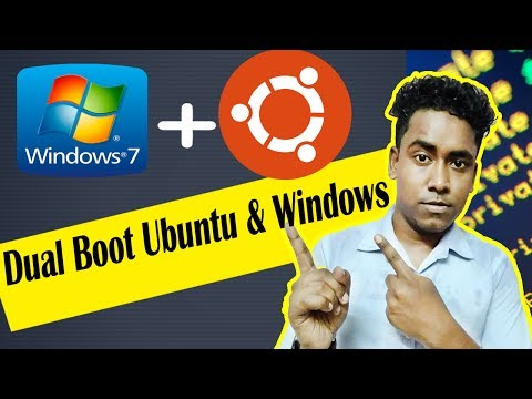 How to Dual Boot Ubuntu Linux and Windows (on a PC With Windows 7 Already Installed)