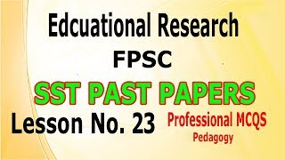 Pedagogy Mcqs For Sst Pdf